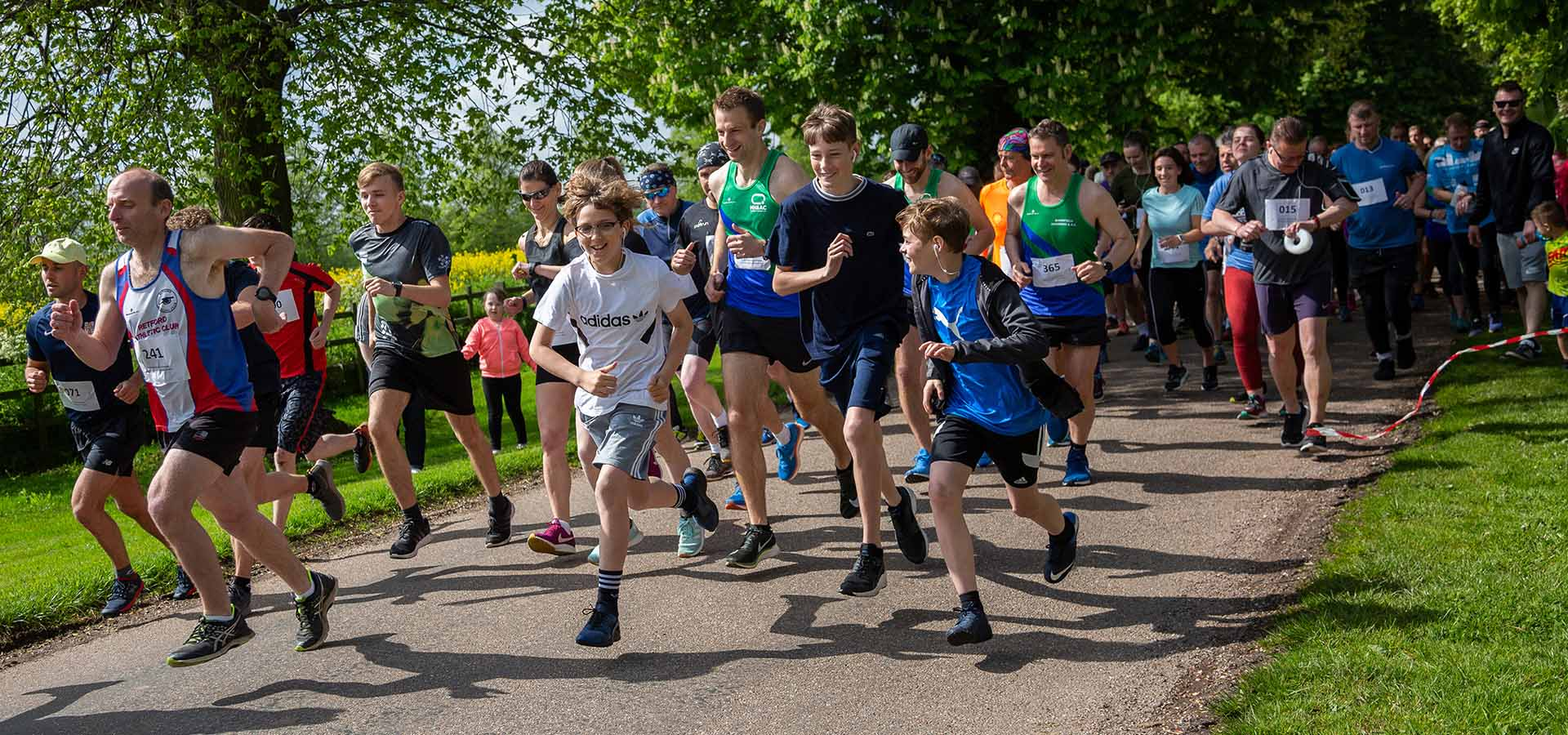 Welbeck Estate 10K Fun Run/Walk