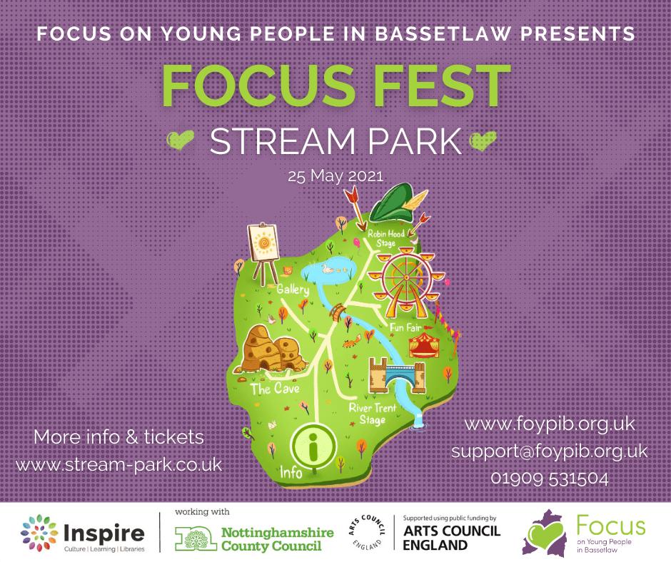 Focus Fest Stream Park