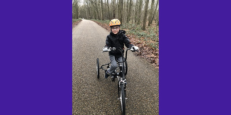 FoYPiB Helps Fund a Trike
