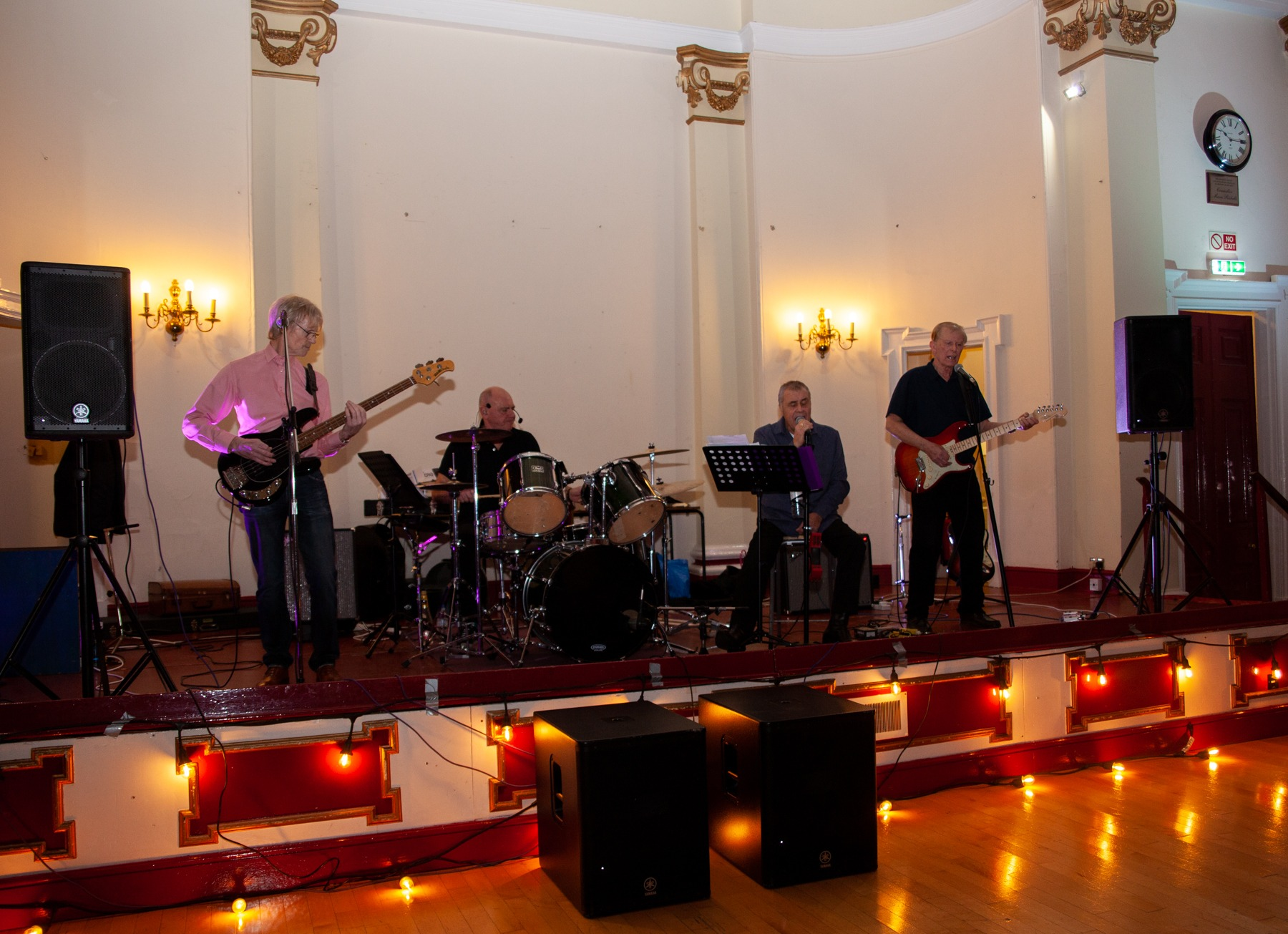 FoYPiB Celebrates 25 years with The Giant Hogweed Live at Retford Town Hall